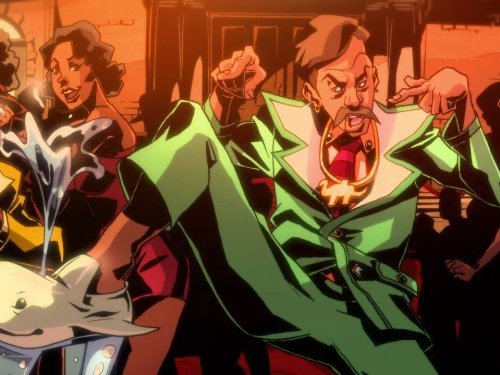 Black Dynamite - Watch Full Episodes and Clips - TV.com