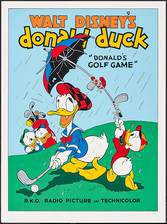 Movie Donald's Golf Game