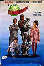 Movie Suburban Commando