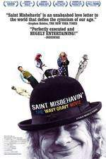 Movie Saint Misbehavin': The Wavy Gravy Movie