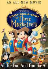 Movie Mickey, Donald, Goofy: The Three Musketeers