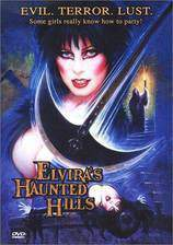 Movie Elvira's Haunted Hills