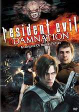 Movie Resident Evil: Damnation