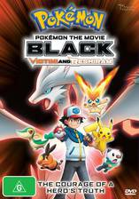 Movie Pokemon the Movie: Black-Victini and Reshiram