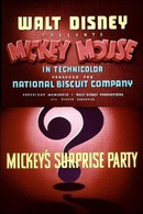 Mickey's Surprise Party