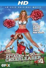 Movie Attack of the 50ft Cheerleader