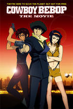 Movie Cowboy Bebop the Movie: Knockin' on Heaven's Door