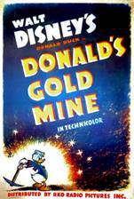 Movie Donald's Gold Mine