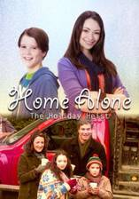 Movie Home Alone 5: The Holiday Heist (Alone in the Dark)