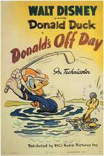 Movie Donald's Off Day