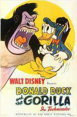 Movie Donald Duck and the Gorilla