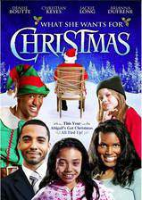 Movie What She Wants for Christmas