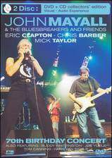 Movie John Mayall & the Bluesbreakers and Friends: 70th Birthday Concert