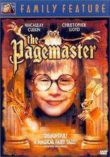 Movie The Pagemaster