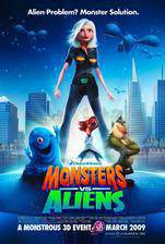 Movie Monsters vs. Aliens