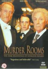 Movie Murder Rooms: The Dark Beginnings of Sherlock Holmes