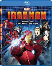 Movie Iron Man: Rise of Technovore
