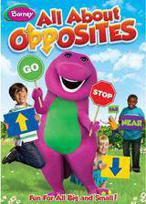 Movie Barney: All About Opposites