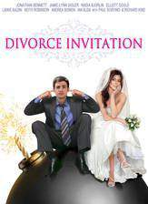 Movie Divorce Invitation
