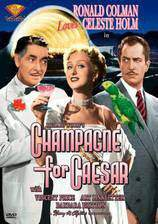 Movie Champagne for Caesar