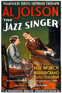 The Jazz Singer (The First Sound Film)