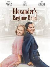 Movie Alexander's Ragtime Band