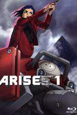 Movie Ghost in the Shell Arise - Border 1: Ghost Pain