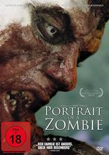 Movie Portrait of a Zombie