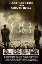 Movie Last Letters from Monte Rosa