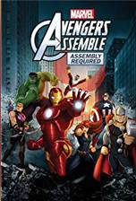 Movie Marvels Avengers Assemble