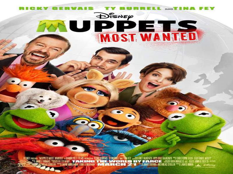 Watch Muppets Most Wanted 2014 Full Movie Online