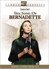 Movie The Song of Bernadette