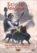 Movie Scipio Africanus: The Defeat of Hannibal (Scipione l'africano)