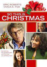 Movie So This Is Christmas