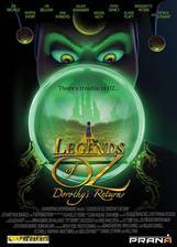 Movie Legends of Oz: Dorothy's Return