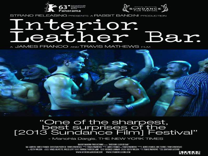 Watch interior leather bar 2014 full movie online for Interior leather bar