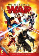 Movie Justice League: War