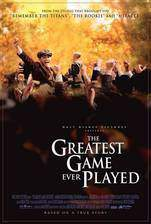 Movie The Greatest Game Ever Played