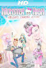 Movie Monster High: Frights, Camera, Action!
