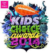 Movie Nickelodeon Kids Choice Awards 2014
