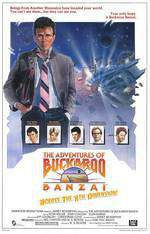 Movie The Adventures of Buckaroo Banzai Across the 8th Dimension