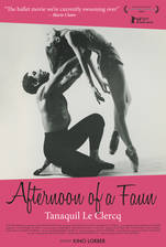 Movie Afternoon of a Faun: Tanaquil Le Clercq