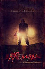 Movie Axeman at Cutters Creek