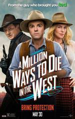 Movie A Million Ways to Die in the West