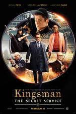 Movie Kingsman: The Secret Service