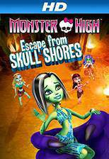 Movie Monster High: Escape from Skull Shores