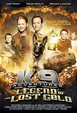 Movie K-9 Adventures: Legend of the Lost Gold