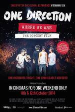 Movie One Direction: Where We Are - The Concert Film