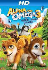 Movie Alpha and Omega 3: The Great Wolf Games