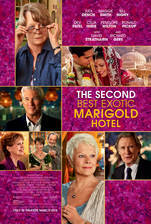 Movie The Second Best Exotic Marigold Hotel